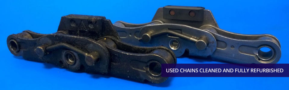 Industrial Chain & Component Cleaning